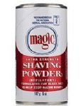 MAGIC - Extra Strength Shaving Powder MAG002